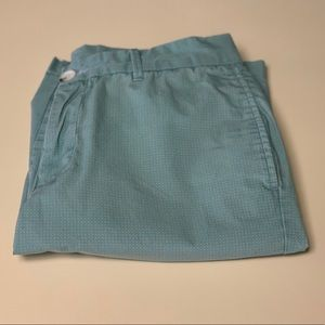 Original Penguin Men's Green Print Shorts Size 30